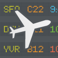 FlightBoard – Live Flight Departure and Arrival Status